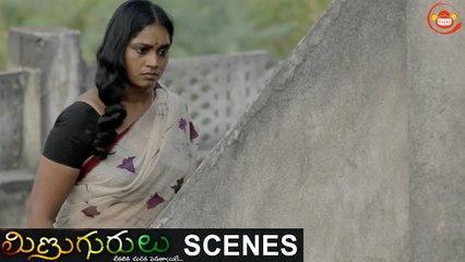Raju and Bhaskar plan against Narayana _ Minugurulu Telugu Movie _ Ashish, Suhasini