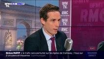 """Jean-Baptiste Djebbari: """"Il n'y aura pas de clause du grand-père à la SNCF et à la RATP"""""""