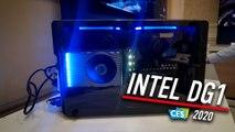 Une carte graphique signée Intel ? - CES 2020