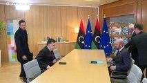 Conflit en Libye : efforts diplomatiques tous azimuts