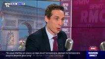 Jean-Baptiste Djebbari affirme qu'il y aura aune conférence de financement sur les retraites