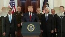 """[뉴스큐] 트럼프 """"對 이란 군사력 사용 원치 않아"""" / YTN"""