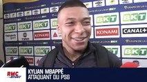 """PSG : Mbappé rit de Neymar qui tacle et souligne sa """"prise de conscience"""""""