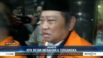 Bupati Sidoarjo Saiful Ilah Resmi Ditahan KPK
