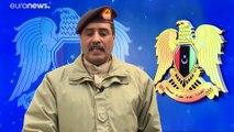 Libye : le maréchal Haftar accepte un cessez-le-feu à compter de dimanche