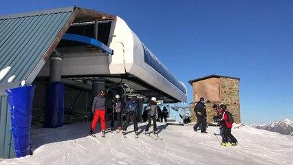 ⛷️ Andorre: Snowboard Grandvalira - Andorra Snow TV