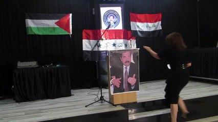 إحياء الذكرى 13 لاستشهاد القائد صدام حسين_فيديو2