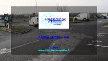 Ambulances Leraillez Luc, transports sanitaires en ambulances et VSL à Albert.