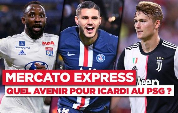 Mercato Express : C'est le flou pour Icardi et Dembélé !
