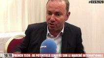 CES de Las Vegas : des futurs géants mondiaux parmi les start-up de la French Tech ?
