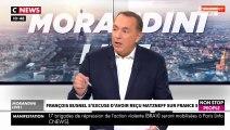 Morandini Live - Gabriel Matzneff : les journalistes doivent-ils s'excuser de l'avoir reçu ? (vidéo)