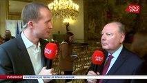 Retraites : « Le Parlement est tenu à l'écart de tout » regrette Hervé Marseille