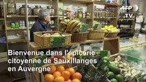 En Auvergne, une épicerie citoyenne face à la désertification
