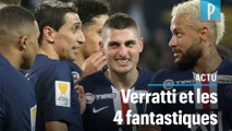 Marco Verratti : « Au PSG, on a quatre des dix meilleurs joueurs du monde »