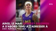 Justin Bieber annonce être atteint de la maladie de Lyme : son message choc