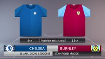Match Preview: Chelsea vs Burnley on 11/01/2020