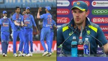IND VS AUS 2020 : Aaron Finch Confident As Australia Head For 3-Match ODI Series ! || Oneindia