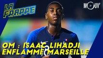 OM : Isaac Lihadji enflamme Marseille