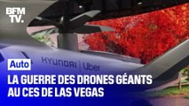 CES 2020 : la guerre des drones géants pour le transport de passagers