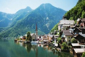 """Esta es la villa austriaca que inspiró a Disney para """"Frozen"""""""