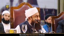 HD Allah Khushian Kab Deta Hai - Molana Tariq Jameel Latest Bayan 14 September 2019