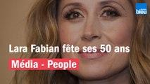 Lara Fabian a 50 ans : ce que vous ne saviez pas sur la diva belge