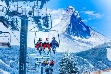 Die besten Skigebiete der Schweiz