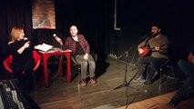 Selahattin Demirtaş'ın Devran kitabının okuma tiyatrosu