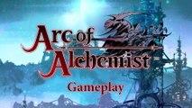 Arc of Alchemist - Bande-annonce de gameplay