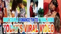 ROMANTIC COUPLE TIK TOK VIRAL VIDEO , ,  BEST FUNNY TIK TOK VIDEO , ,  GOUPLE GOLES , GF BF GOLES 2020
