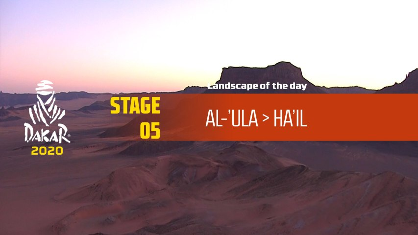 Dakar 2020 - Étape 5 / Stage 5 - Landscape of the day