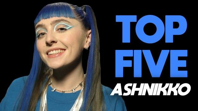 Ashnikko breaks down her Top Five songs to masturbate to