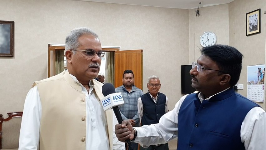 CAA, NRC meant to harass people: Bhupesh Baghel