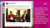 Léa Salamé : critiquée après son interview de Carlos Ghosn, sa direction réagit