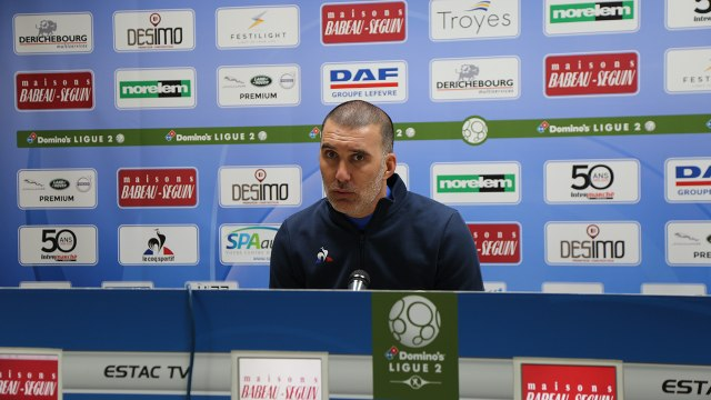 Clermont - ESTAC | Avant-match avec L. Batlles