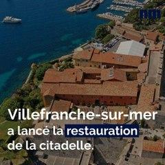La citadelle de Villefranche va être rénovée
