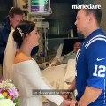 Un couple d'Américains se marie en urgence à l'hôpital