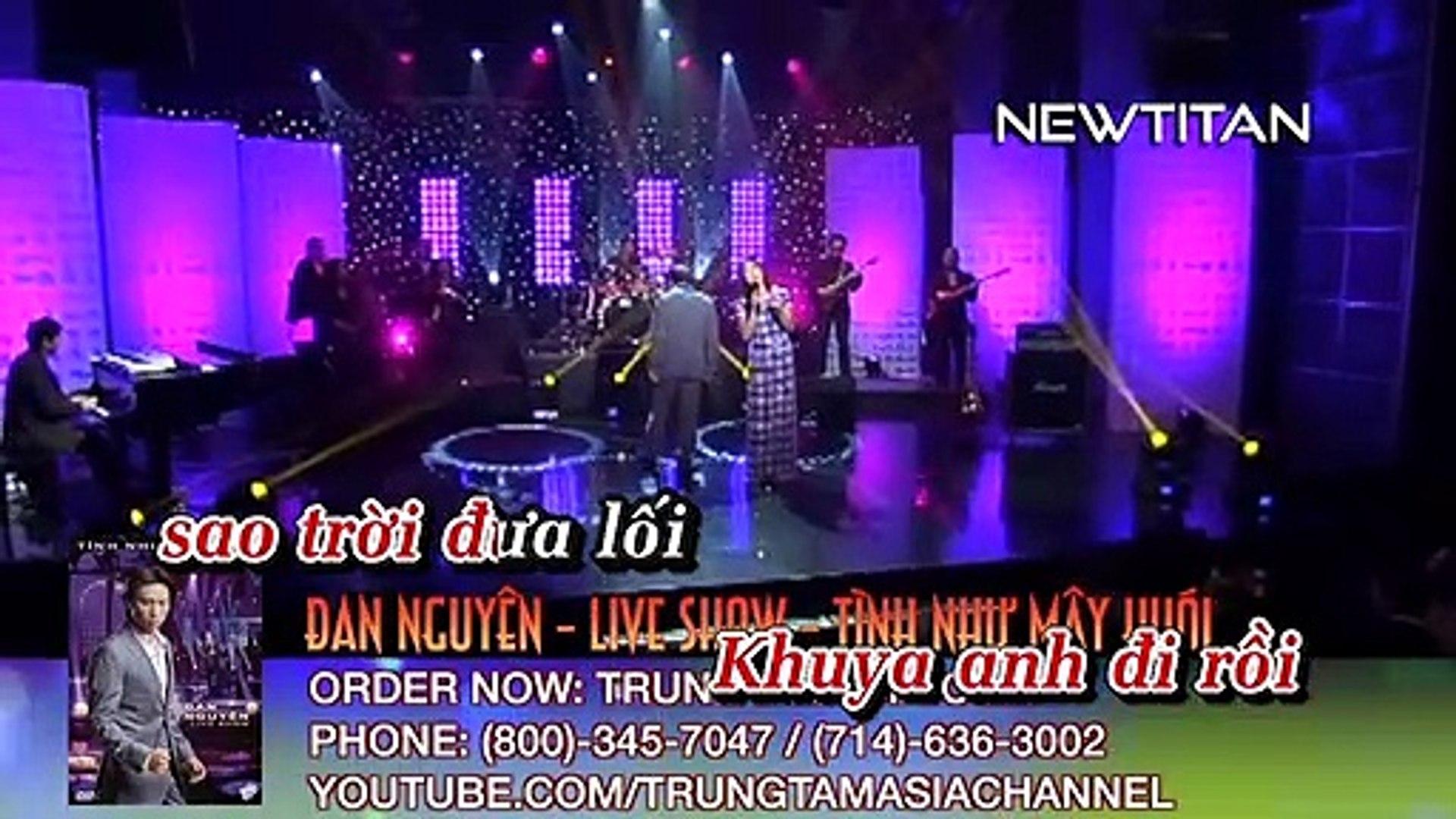 [Karaoke] Tạ Từ Trong Đêm - Đan Nguyên Ft. Hà Thanh Xuân [Beat]