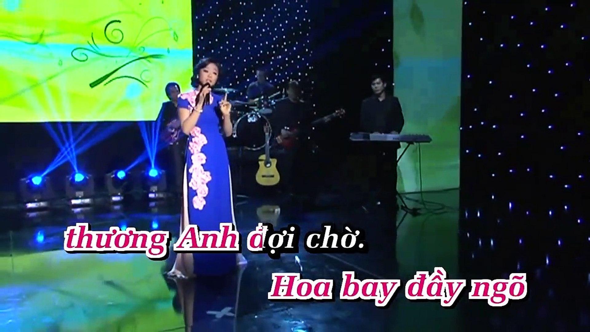 [Karaoke] Qua Ngõ Nhà Em - Hà Thanh Xuân [Beat]