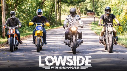 The Lowside of the Built to Ride Tour