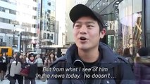 Carlos Ghosn: Tokyo residents react to Beirut press conference