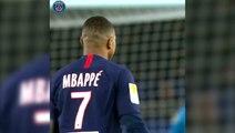 PSG – Saint-Etienne : Kylian Mbappé met un vent à l'arbitre (vidéo)