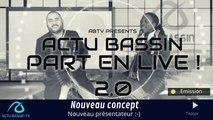 Actu Bassin part en live 2.0 (teaser)