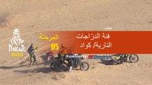 داكار 2020 - المرحلة 5 (Al Ula / Ha'il) - ملخص فئة الدرّاجات النارية/ كواد