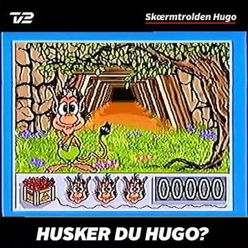 Skærmtrolden Hugo - TV2 Danmark