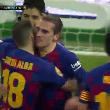 Griezmann Goal 2-1 (Full Replay)