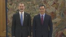 Sánchez comunicará al Rey la composición del Gobierno este domingo