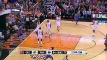 Oklahoma City Thunder 115 - 122 Phoenix Suns