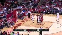 New Orleans Pelicans 114-121 Houston Rockets