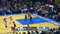 Brooklyn Nets 95 - 93 Oklahoma City Thunder